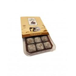 Kulki Daktylowe z czekoladą